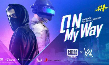 NP: El evento primer aniversario de PUBG MOBILE presenta una nueva canción de Alan Walker y 2,5 millones de dólares en premios para el PUBG MOBILE Club Open