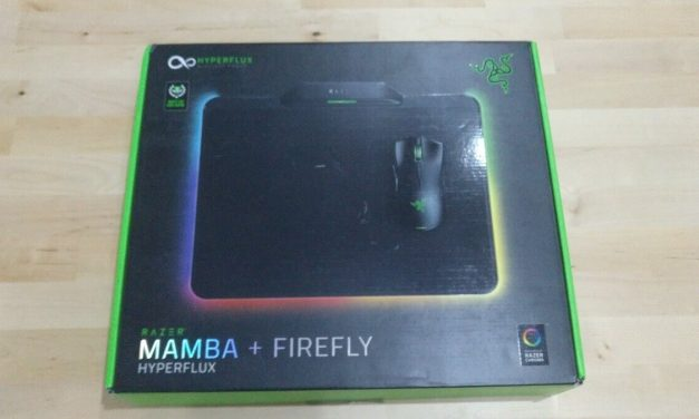 Review ratón Razer Mamba + Firefly Hyperflux