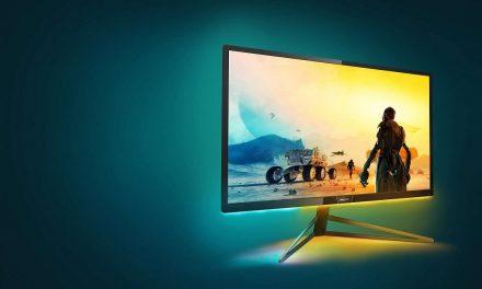 NP: Un nuevo nivel de inmersión: MMD lanza el monitor de juegos de consola Philips Momentum 32″ con pantalla 4K UHD y Ambiglow