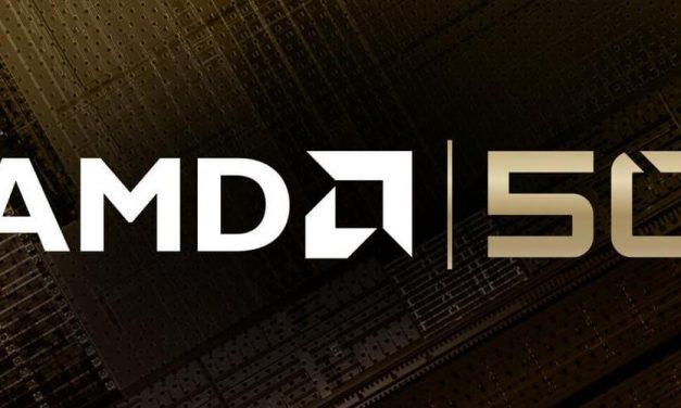 AMD Ryzen 7 2700X 50th Anniversary Special Edition avistado