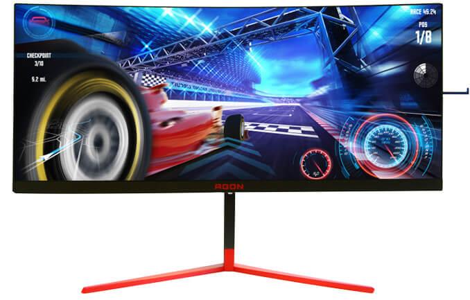 AOC anuncia el lanzamiento de sus nuevos monitores AGON 353 Series