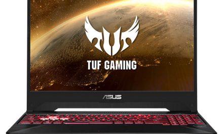 ASUS FX95DD: Interesante portátil gaming con un AMD Ryzen 7 3750H y una Nvidia GeForce GTX 1050