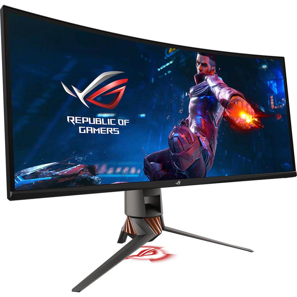 ASUS lanza su nuevo e imponente monitor curvo ROG Swift PG349Q