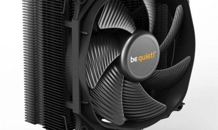 Be quiet! lanza su nuevo, eficiente y compacto disipador Dark Rock Slim