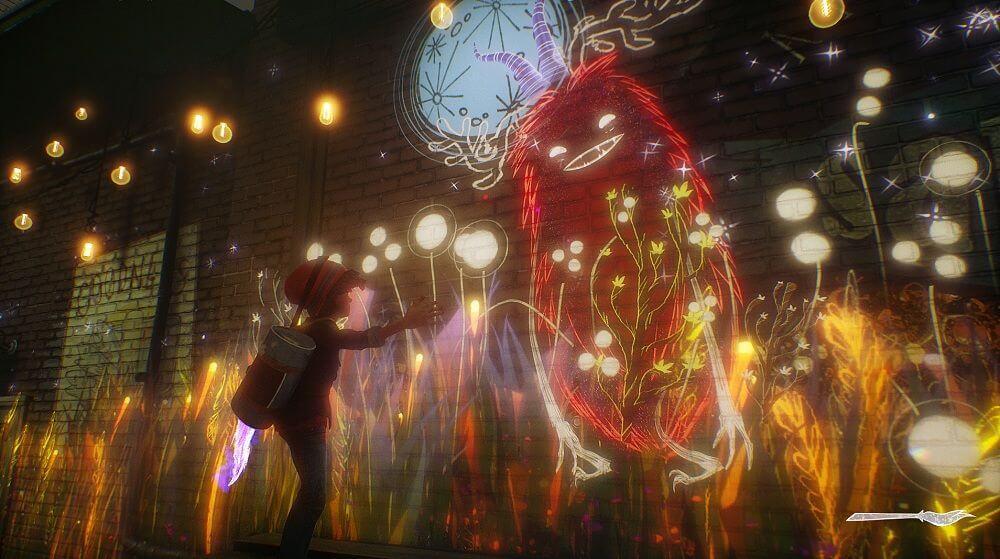 NP: Concrete Genie contará con soporte para PlayStation®VR
