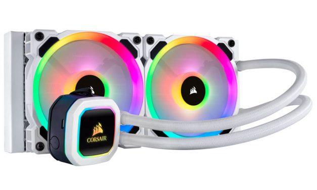 Corsair retira algunos sistemas de refrigeración líquida H100i RGB Platinum SE defectuosos
