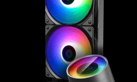 DeepCool lanza su renovado sistema de refrigeración líquida Gamer Storm Castle 240 RGB V2