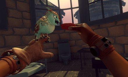 NP: Ya disponible Falcon Age para PlayStation 4 y PlayStation VR