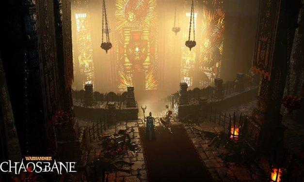 NP: ¡Warhammer: Chaosbane abre la segunda fase de su beta privada!