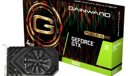 GAINWARD y PALIT GeForce GTX 1650 avistadas