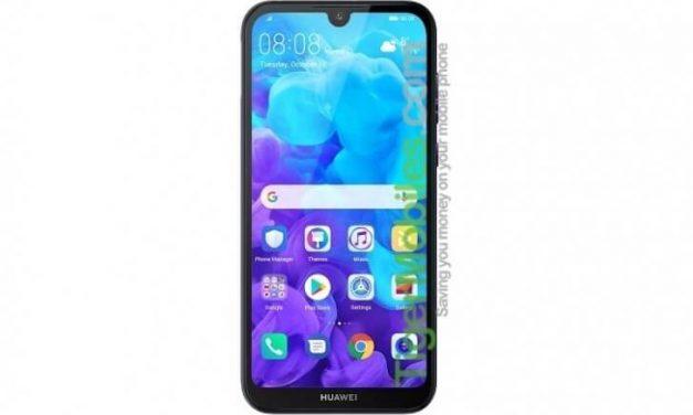 Huawei Y5 2019 aparece en escena
