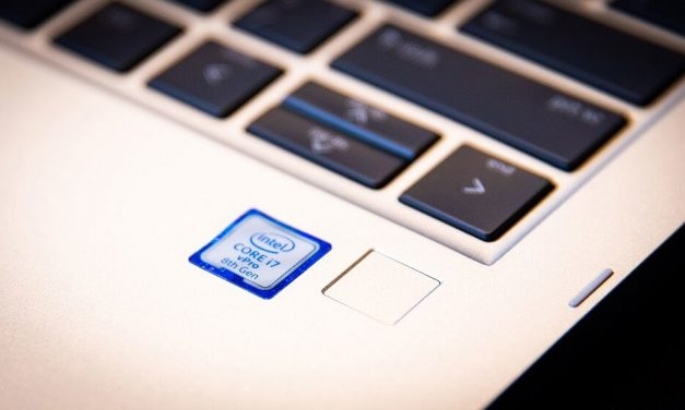 Intel anuncia su nuevo CPU Core vPro de 8ª generación para portátiles de empresa