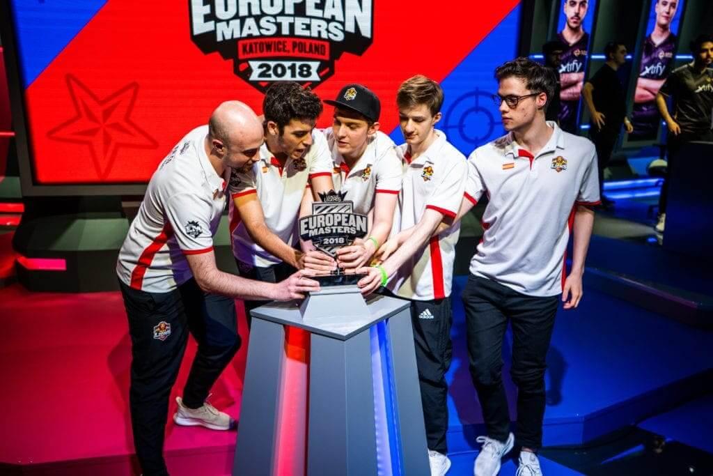 NP: MAD Lions E.C. buscará revalidar título en el EU Masters este fin de semana