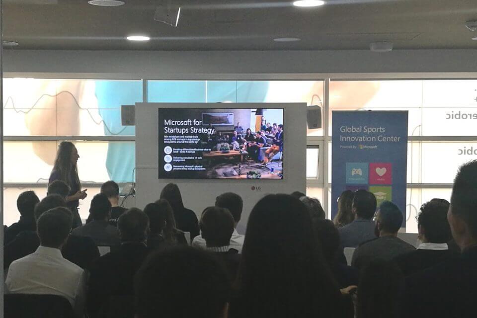 NP: El GSIC y Microsoft Ibérica organizan un encuentro entre las startups españolas sobre el programa Microsoft for Startups