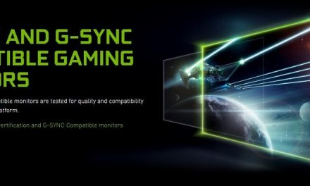 Nvidia añadirá hasta 7 nuevos monitores G-Sync Compatible a su lista el 23 de abril