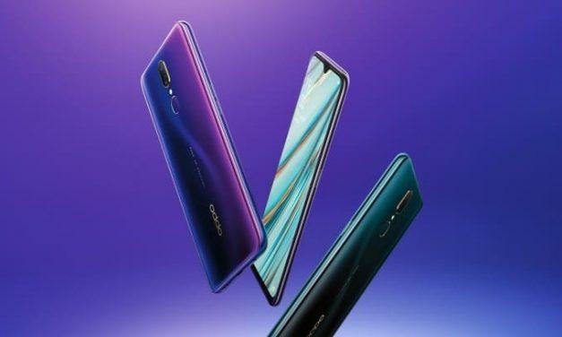 Oppo A9 ya es oficial: Helio P70, 6 GB de RAM y 4020 mAh por 239 euros