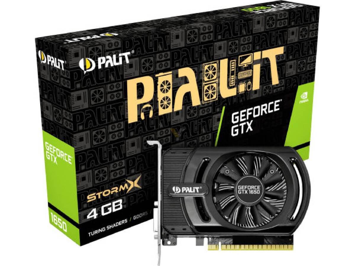 NVIDIA GeForce GTX 1650 avistada, llegaría el 23 de abril bajo un precio de 149 dólares