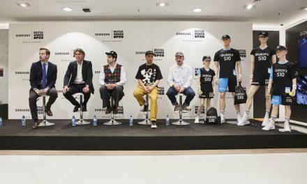NP: Outsiders Division diseña junto a Samsung la equipación de los recogepelotas del Mutua Madrid Open de Tenis 2019