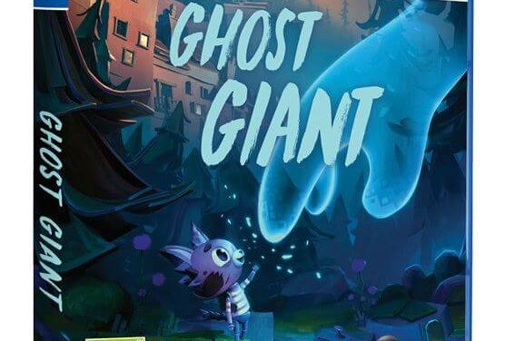 NP: Ya disponible Ghost Giant para PlayStation VR