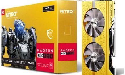 Sapphire Radeon RX 590 Nitro+ 50th Anniversary Edition aparece en escena