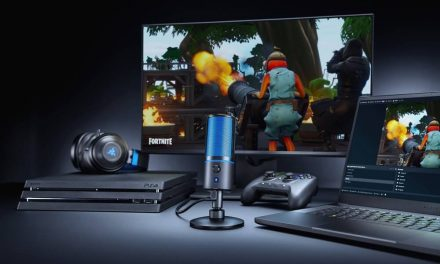NP: El micrófono Razer Seirēn X llega a PlayStation 4