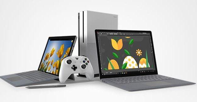 NP: Microsoft Store anuncia descuentos de primavera para Surface Pro 6 y productos Xbox