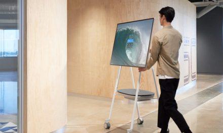 NP: Microsoft anuncia Surface Hub 2S para impulsar el trabajo colaborativo