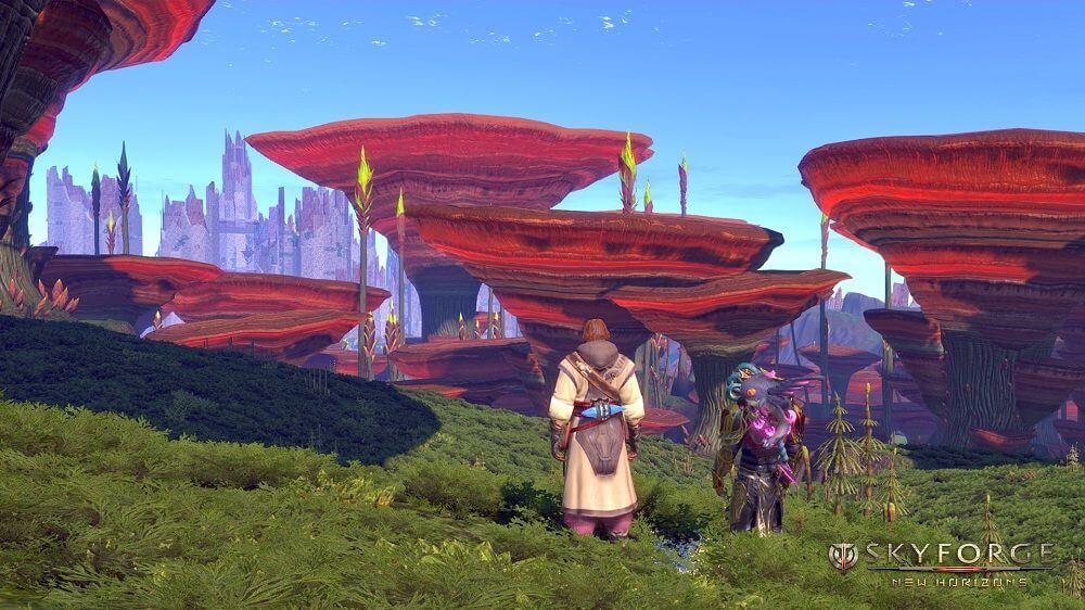 """NP: Skyforge lleva a los jugadores a """"New Horizons"""" en PlayStation 4, Xbox One y PC"""