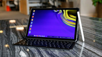 Review Samsung Calaxy Tab S4