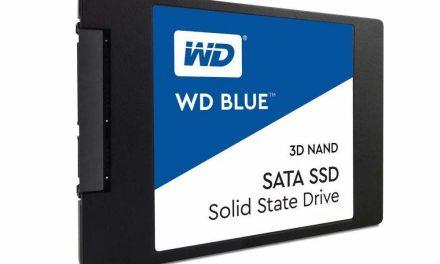 Western Digital lanza su nuevo SSD WD Blue de 4 TB