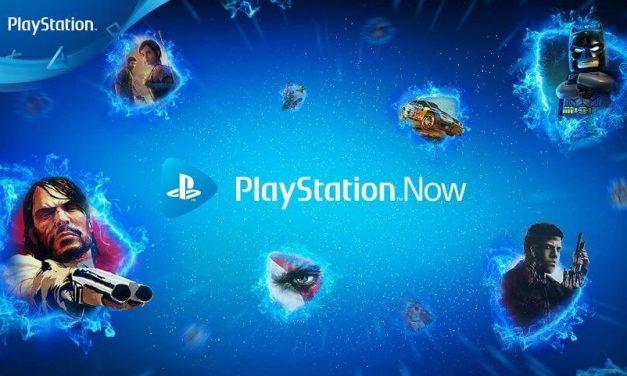 NP: PlayStation anuncia la primera actualización en el catálogo de PlayStation Now