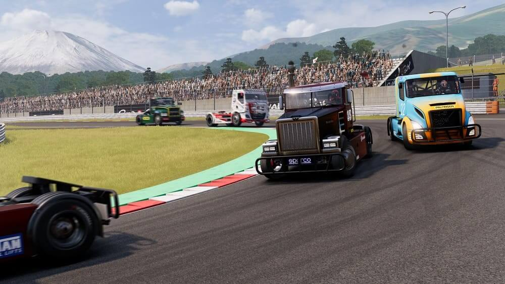 NP: FIA European Truck Racing Championship ya está disponible
