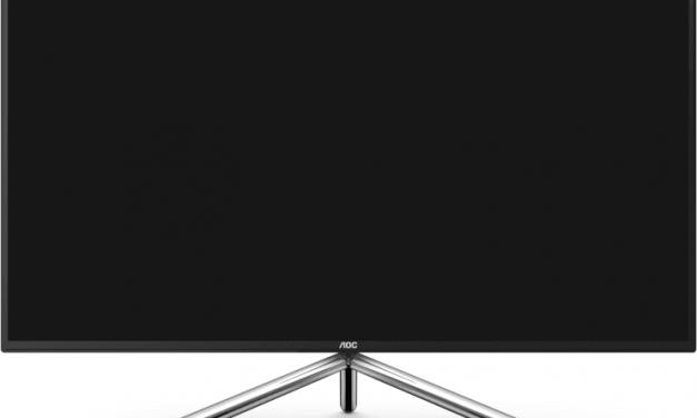 NP: Dos nuevos monitores AOC diseñados por  el Estudio F. A. Porsche