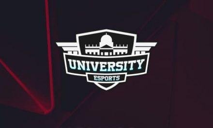 NP: Llega la Final Nacional de la cuarta temporada de la Liga University Esports, con la participación de los equipos clasificados de 8 universidades españolas