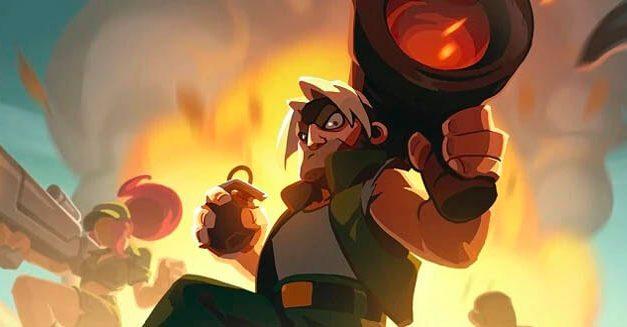 NP: My.com lanza el arcade retro Bombastic Brothers gratis para iOS