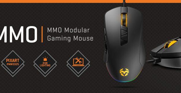 NP: Krom Kammo, el ratón más configurable de Krom