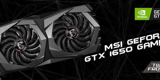 NP: MSI anuncia las nuevas tarjetas gráficas GeForce GTX 1650