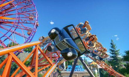 NP: El próximo 16 de abril llega a Planet Coaster el DLC Classic Rides Collection y la nueva montaña rusa gratuita Copperhead Strike