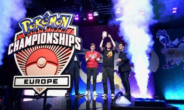 NP: Ganadores del Campeonato Internacional Pokémon de Europa