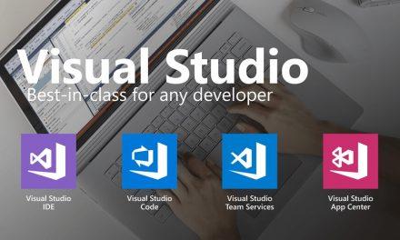 NP: Ya está disponible Visual Studio 2019, un entorno unificado para crear aplicaciones de principio a fin