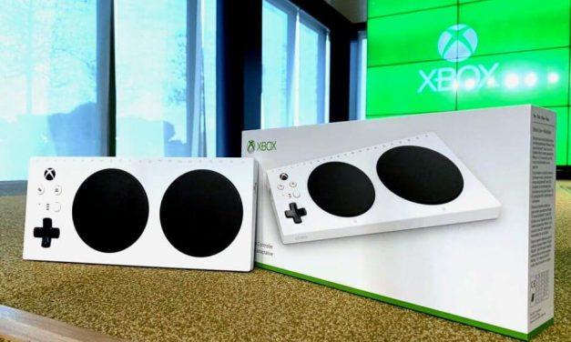 NP: Así emplean Xbox Adaptive Controller ya en España