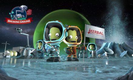 NP: Ya hay fecha para el lanzamiento de Kerbal Space Program: Breaking Ground para PC