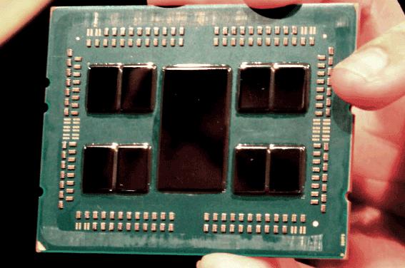 AMD Epyc 2 con 32 núcleos se deja ver por SiSoft Sandra
