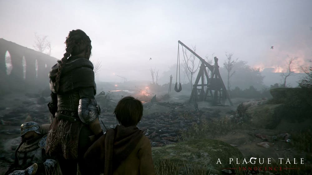NP: El actor Sean Bean presta su voz al nuevo vídeo de A Plague Tale: Innocence