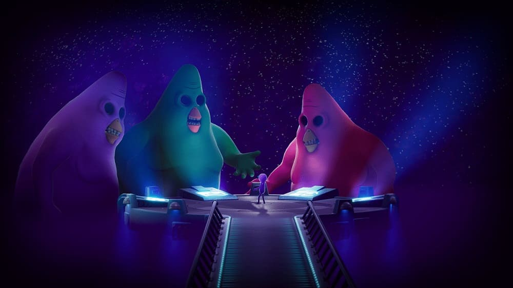 NP: El alocado Trover Saves the Universe aterriza en PlayStation
