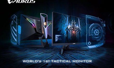 NP: AORUS AD27QD ¡Reconocido por NVIDIA como compatible con G-Sync!