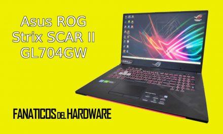 Review Asus Rog Strix SCAR II GL704GW