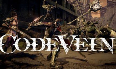 Bandai Namco lanza un nuevo e impresionante gameplay de Code Vein