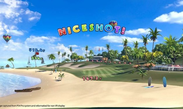 NP: Ya disponible la demo de Everybody's Golf VR