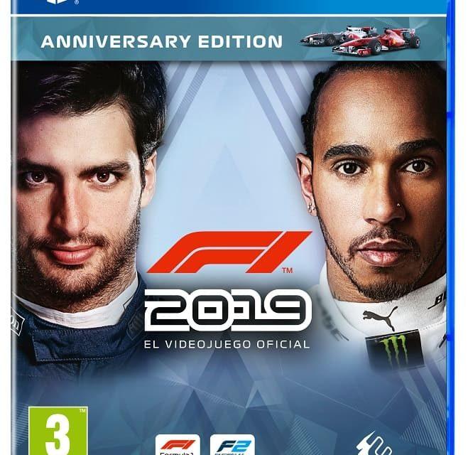 NP: Espectacular primer tráiler de juego de F1 2019